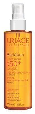 <b>Uriage</b> Bariesan <b>сухое масло</b>-<b>спрей</b> SPF 50 — купить по выгодной ...