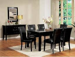 black lacquer dining room chairs black lacquer dining room