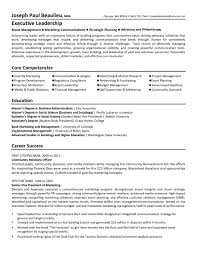 winning resume non profit director resume template example executive director resume non profit samples of resumes resume sample