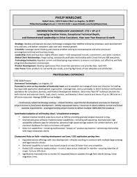 samples quantum tech resumes cto sample resume philip marlowe gallery of cto resume example