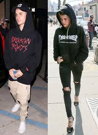 13 times justin bieber and sofia richie proved they were fashion splash news