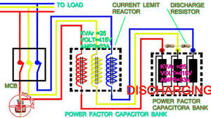 maxresdefault power factor capacitor bank connection diagram,how to connect on capacitor 3phasa connection diagram