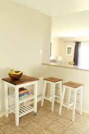 ikea kitchen stool  brilliant kitchen ikea hacks you should see today