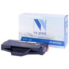 Характеристики модели <b>Картридж NV Print KX-FAT410A</b> для ...