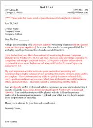 Cover Letter Opening Paragraph   My Document Blog