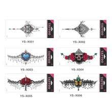 Temporary Tattoo Body Back Promotion-Shop for Promotional ...