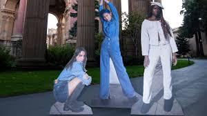 <b>Ganni x Levi's</b>®: The must-wear denim trends for 2021 | Vogue Paris