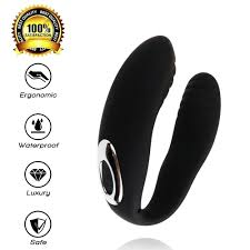 leten silicone erotic duck dual vibrator massager 10 vibrations usb rechargeable clitoris g spot sex toys for couples