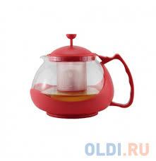 <b>Чайник заварочный</b> Zeidan Z-4106 <b>1.15</b> л пластик/стекло зелёный