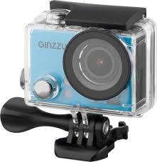 Купить экшн-камеру Ginzzu FX-120GL blue в Москве, цена Гинззу ...