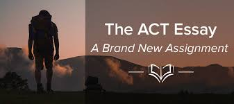 the act essay a brand new assignment  compass education group new essay header