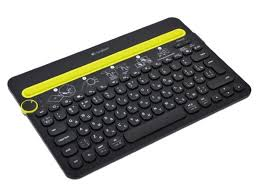 <b>Клавиатура Logitech Multi-Device Keyboard</b> K480 Black Bluetooth ...