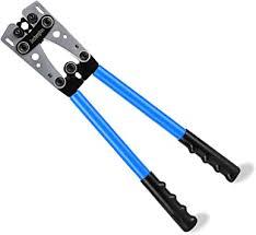 <b>HX</b>-<b>50B</b> Battery Cable Lug Crimping Tools Hand Electrician Pliers ...