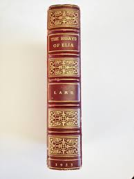 of elia essays of elia by charles lamb reviews discussion
