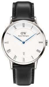 <b>Наручные часы</b> Daniel Wellington Dapper Sheffield <b>Silver</b> ...
