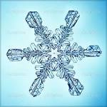 Images & Illustrations of ice crystal