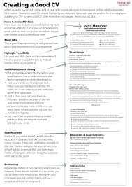 creating a good cv hanover recruitment creating a good cv
