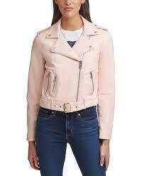 <b>Levi's</b> Women's <b>Faux</b>-<b>Leather</b> Moto Jacket & Reviews - Jackets ...