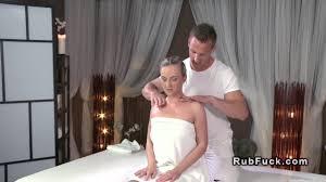 Sexy blonde after massage gets fucked best porn videos