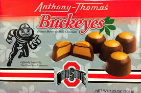 obsessive sweets  peanut butter discovery ohio buckeyes