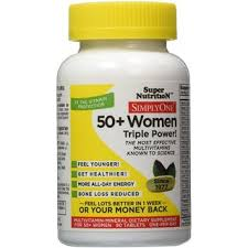 Shop Super Nutrition <b>Simply One 50</b>+ <b>Women</b> (90 Tablets) - Free ...
