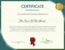 certificate template stock vector art 499304314 istock 1 credit