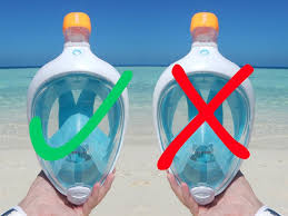 Is <b>full face snorkel mask</b> really dangerous? Concerns, hazards, facts