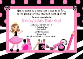 spa birthday party invitation template com spa birthday party invitations designed for a best birthday to improve gorgeous invitation templates printable 19