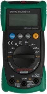 <b>Мультиметр Mastech MS8233D</b>, цена 77 руб., купить в Минске ...