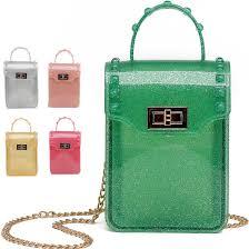 Summer green Women <b>Bag mini</b> pu Leather <b>Handbags</b> wide strap ...