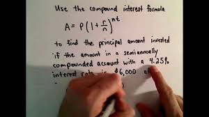 compound interest example starting principal compound interest example starting principal