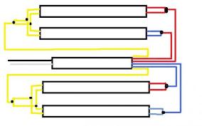 2 t12 ballasts to 1 t8 ballast running 4 fluorescent bulbs zz jpg views 42020 size 23 1 kb