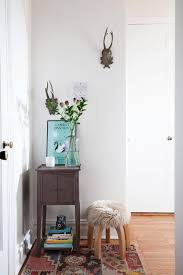 view in gallery compact table on a small entryway wall cheap entryway furniture