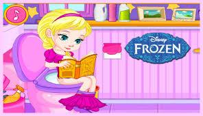 disney frozen games baby elsa potty training baby videos games disney frozen games baby elsa potty training baby videos games for kids