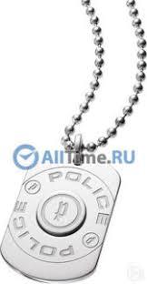 Купить <b>Кулоны</b>, <b>подвески</b>, <b>медальоны Police</b> PJ.23375PSS/01 ...