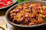 Images & Illustrations of chili con carne