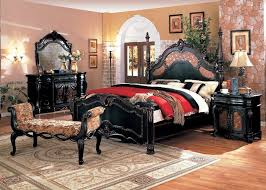 tan and gray list interior architecture bedroom wall decor feature with antique black bedroom furniture decorating decoration black wood bedroom furniture black antique style bedroom