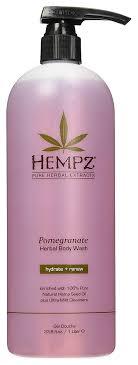 Купить <b>гель для душа</b> herbal body wash pomegranate (гранат ...
