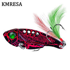 <b>1pcs Metal VIB</b> 11G/5.5CM Fishing <b>Lure Vibration</b> Spoon <b>Lure</b> ...