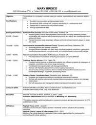 sample resume chronological order   example good resume templatesample resume chronological order