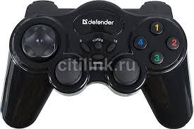 геймпад defender game master g2 usb 64258