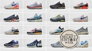 The Absurd <b>History</b> of <b>Nike Air</b> Technology