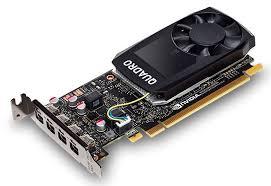 Купить <b>Видеокарта DELL nVidia Quadro P1000</b> , <b>Quadro P1000</b> в ...