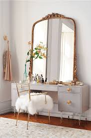 bedroom wall decor ideas mirrored put a statement wall mirror in a corner and your dreamy bedroom will l