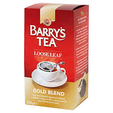 Barry's Tea <b>Gold Blend Loose</b> Tea 250g- Buy Online in Austria at ...
