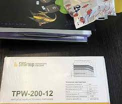 <b>Блок питания SWGroup</b> TPW-200-12 купить в Москве | Бытовая ...