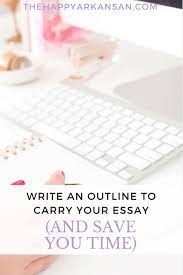 write an outline to carry your essay and save you time the write an outline to carry your essay and save you time happy contributor