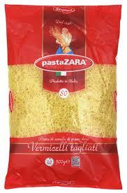 <b>Pasta Zara</b> Вермишель <b>макароны</b>, 500 г — купить в интернет ...