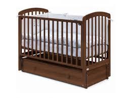 Купить детскую <b>кроватку Fiorellino Tina</b>, орех по цене от 21500 ...