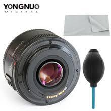 <b>Объектив YONGNUO</b> YN EF 50 мм f/1,8 AF для <b>Canon</b> EOS 350D ...